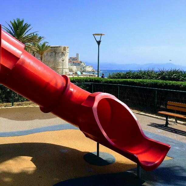 antibes parques infantiles
