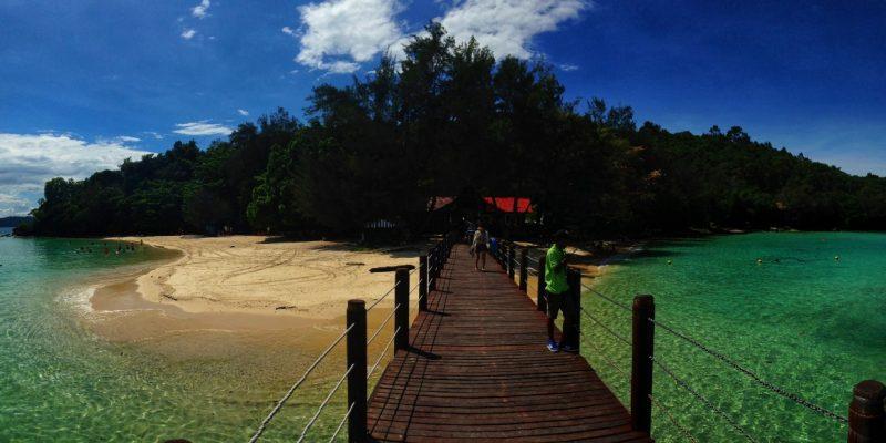 Pulau Sapi, Borneo