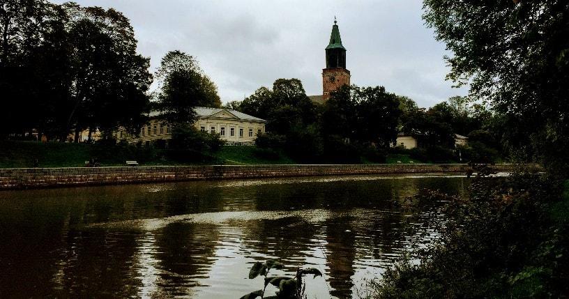 viajar a finlandia con niños turku