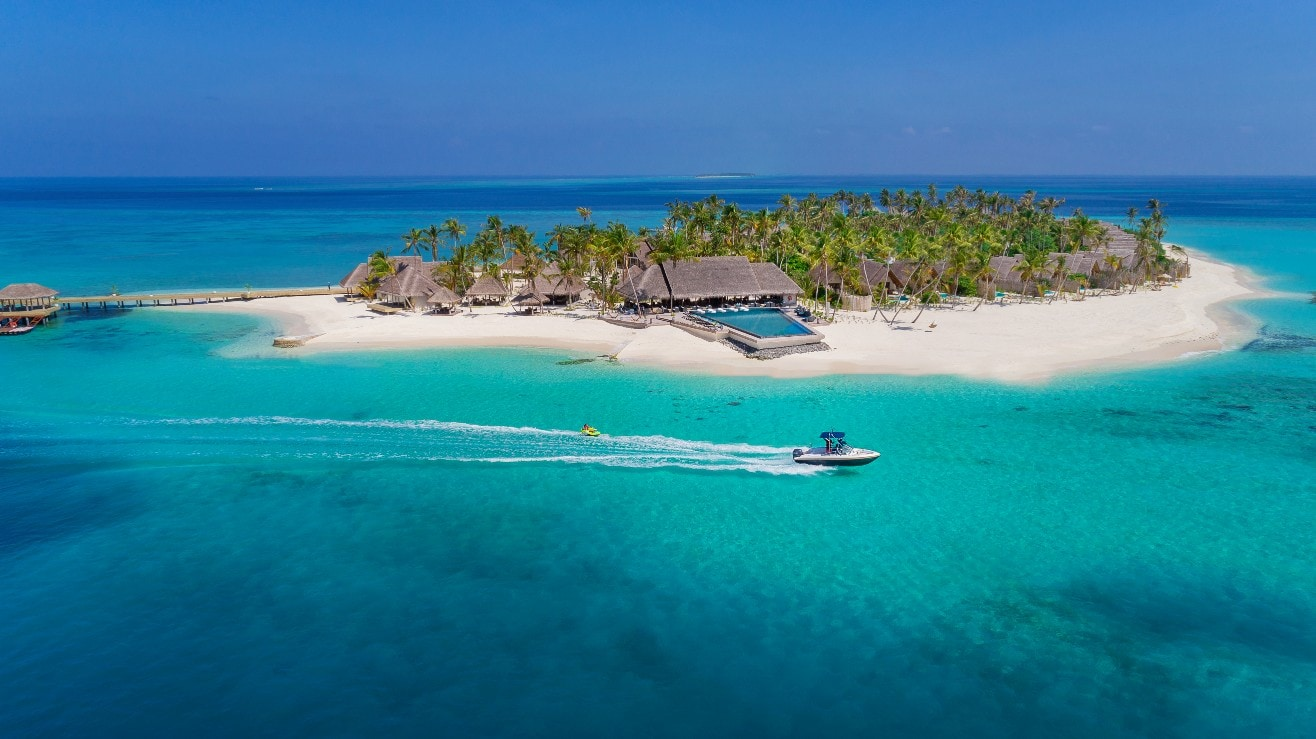 fushifaru Maldives hotel