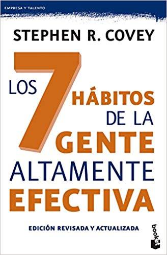 los siete habitos de la gente altamente efectiva