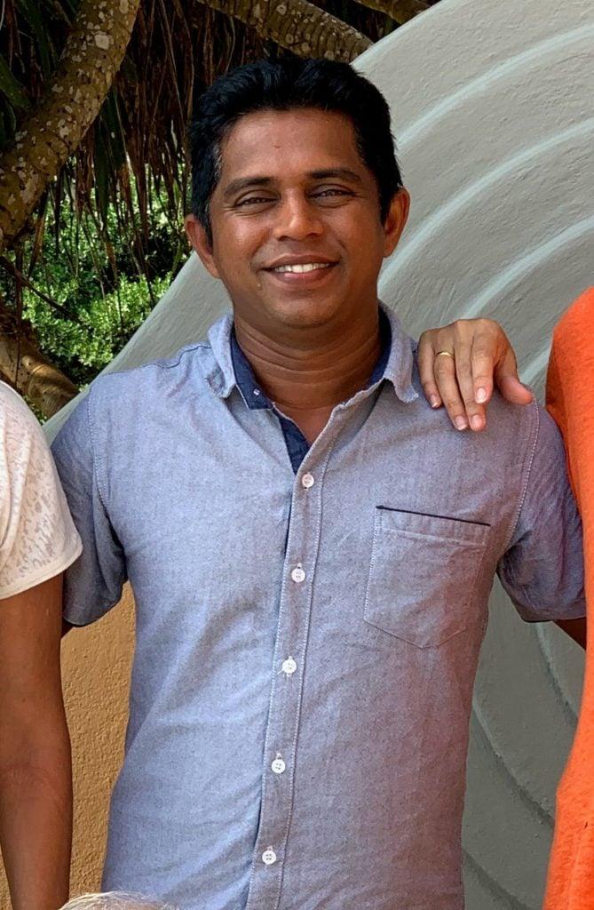 sri lankan personal drivers